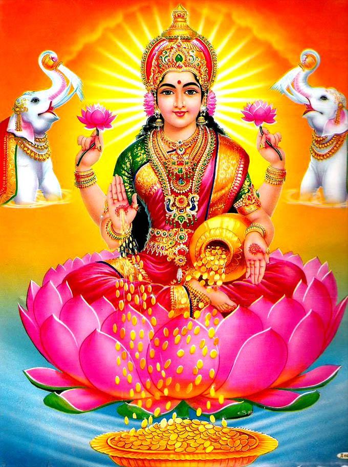 7th November 2018 Lakshmi Pujan / Ashwin Amavasya